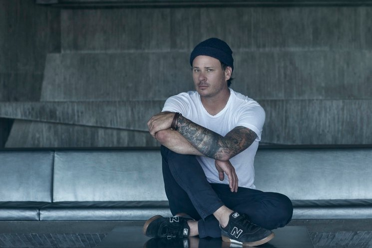 Tom DeLonge Opens Up About Government Secrets, 'Paranormal Stuff' and How It Felt to Quit Blink-182 The Exclaim! Questionnaire