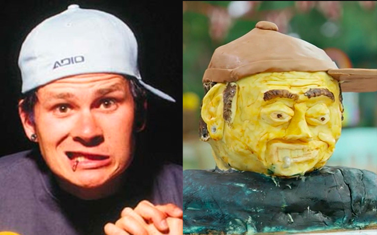 The Great British Bake Off Turned Tom DeLonge Into Nightmare Fuel
