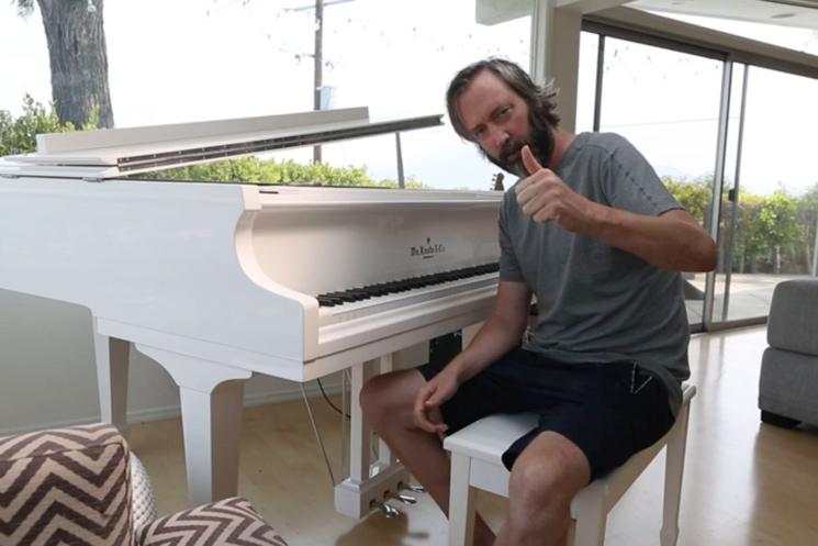 Tom Green Says He's Recording a New Album in His Van