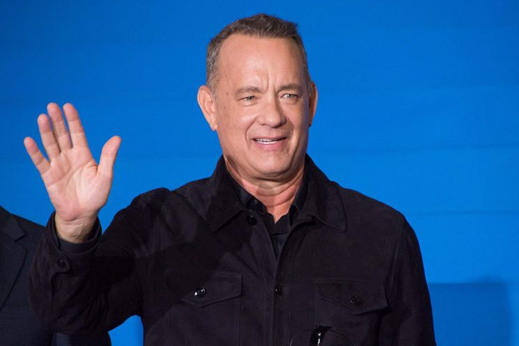 ​Tom Hanks Will Receive the Cecil B. DeMille Award at Next Year's Golden Globes