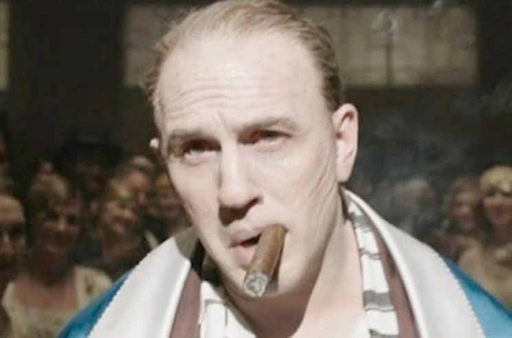 Here's Our First Trailer for Tom Hardy's 'Capone'
