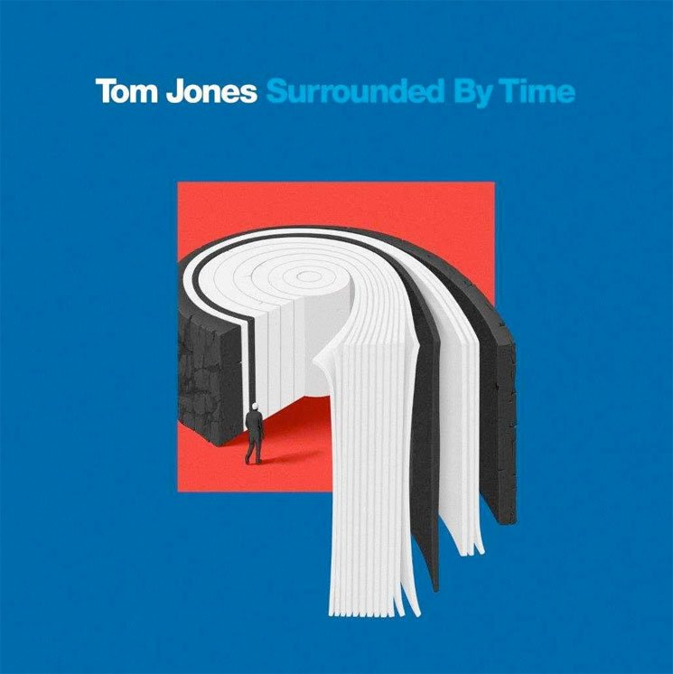 Tom Jones Announces New Album 'Surrounded by Time'