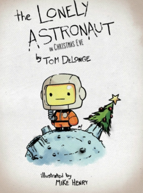 Blink-182's Tom DeLonge Writes Kids Christmas Book