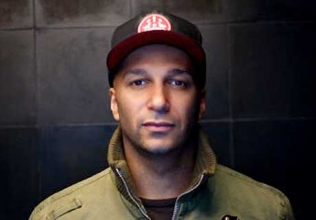 "Tom Morello Plotting Solo Rock Album: ""The Craziest Guitar Record That Anyone's Ever Heard"""