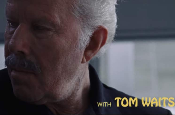 ​See Tom Waits in 'The Old Man and the Gun' Trailer
