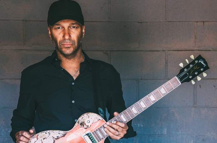 Watch Tom Morello Rage Against a Machine