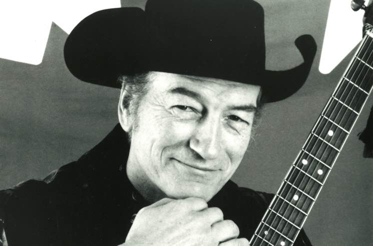 ​Stompin' Tom Connors' 'The Hockey Song' to Be Inducted into the Canadian Songwriters Hall of Fame
