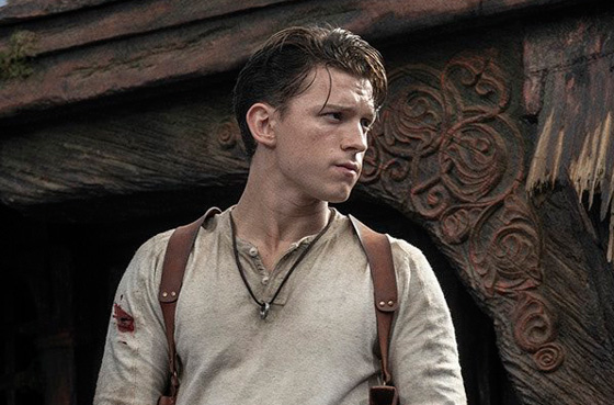 Uncharted movie reveals first look photos of Tom Holland on set