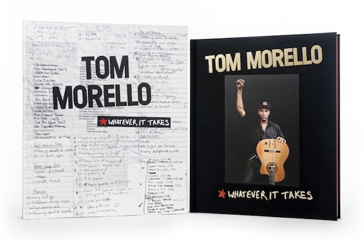 Tom Morello Announces Photo Memoir 'Whatever It Takes'