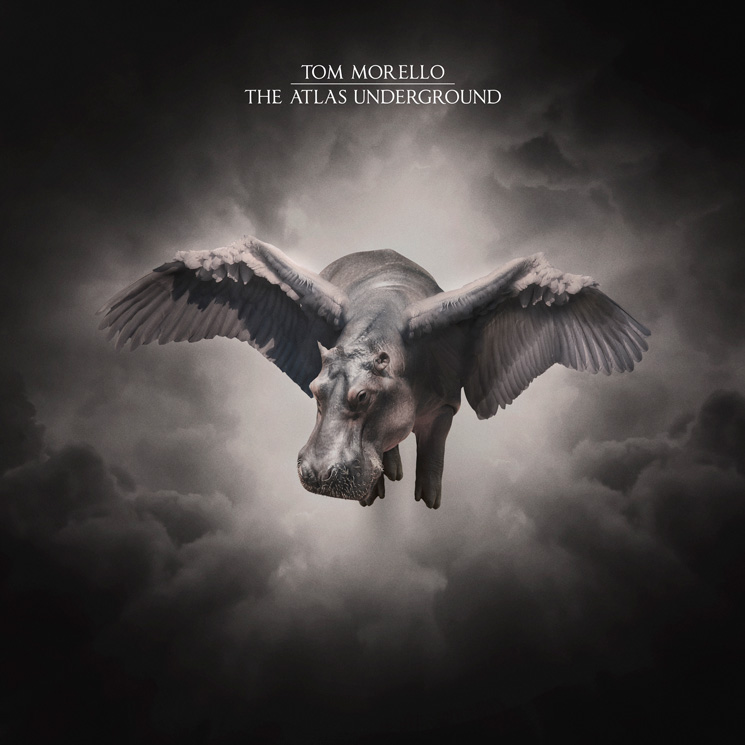 Tom Morello Gets Killer Mike, Vic Mensa, Marcus Mumford for 'The Atlas Underground' LP