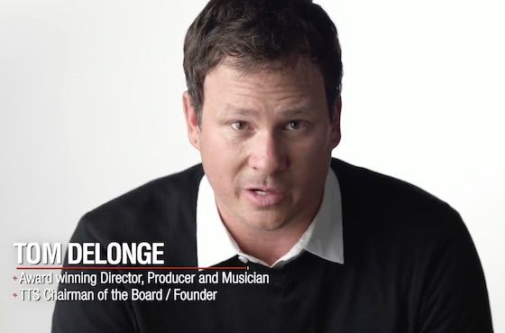 Tom DeLonge Just Launched a Multi-Faceted Space Research Company