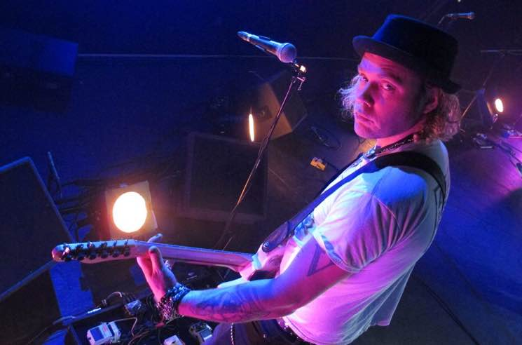 Adam Ant Postpones Tour After Guitarist Tom Edwards Dies Suddenly