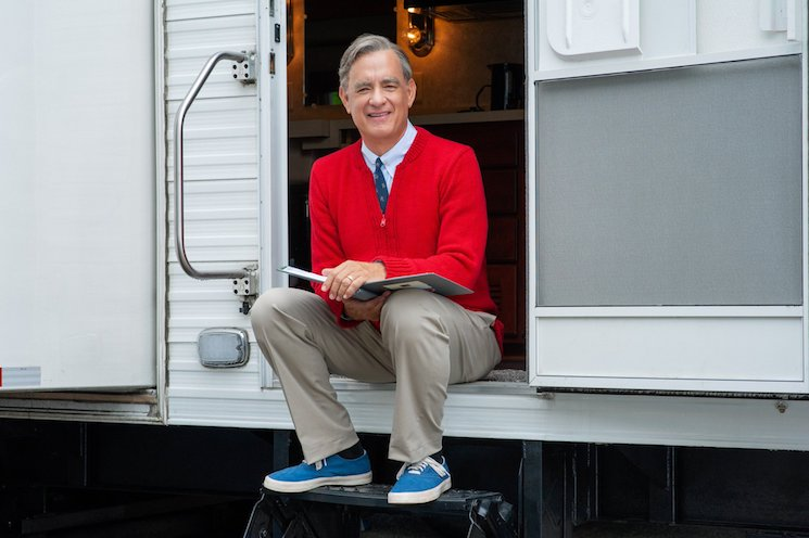 Tom Hanks' Mr. Rogers Biopic Has a Delightfully Nostalgic New Title