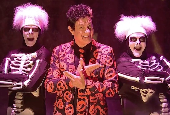 Sorry, 'SNL' Fans, But the David S. Pumpkins Costume Has Already Sold Out