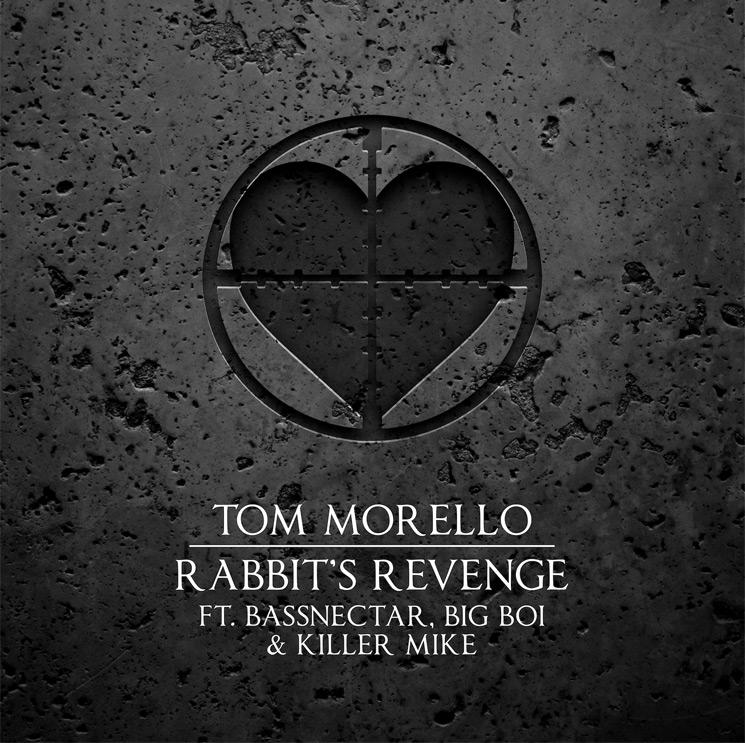 Tom Morello Shares New Track with Big Boi & Killer Mike, Announces Tour
