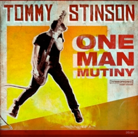 Tommy Stinson to Deliver Sophomore Solo Set 'One Man Mutiny'