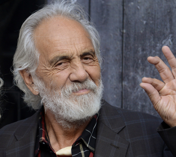Tommy Chong Wants to Write a 'Cheech and Chong' Horror Movie