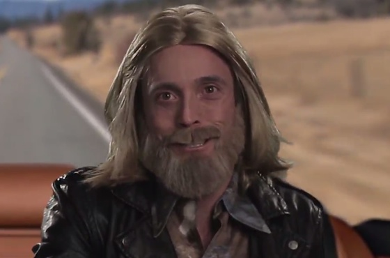 Tom Petty 'Tom Petty Won't Back Down' ('Funny or Die' video)