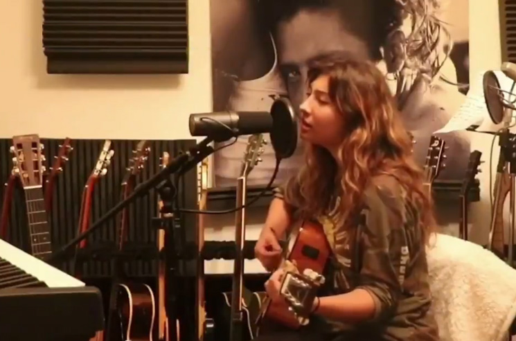Watch Chris Cornell's Daughter Cover Temple of the Dog