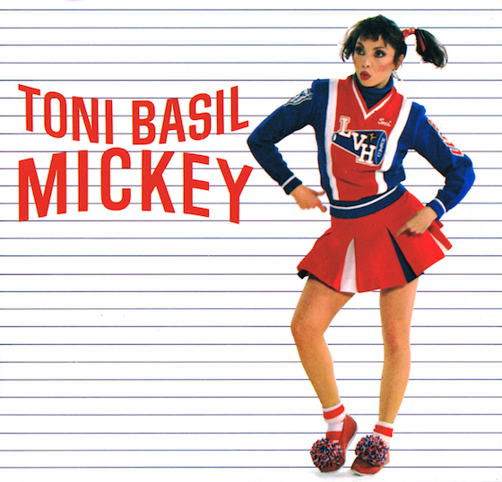 "Toni Basil Is Suing Everyone for Using ""Mickey"""