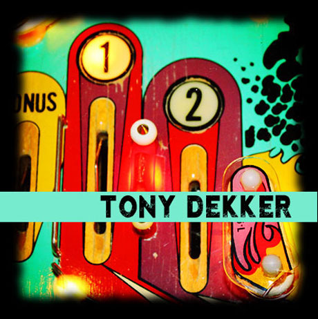 "Tony Dekker ""Somewhere Near Thunder Bay"" (Pinball Session)"