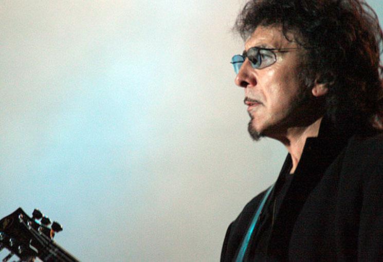 Tony Iommi Clarifies Health Rumours
