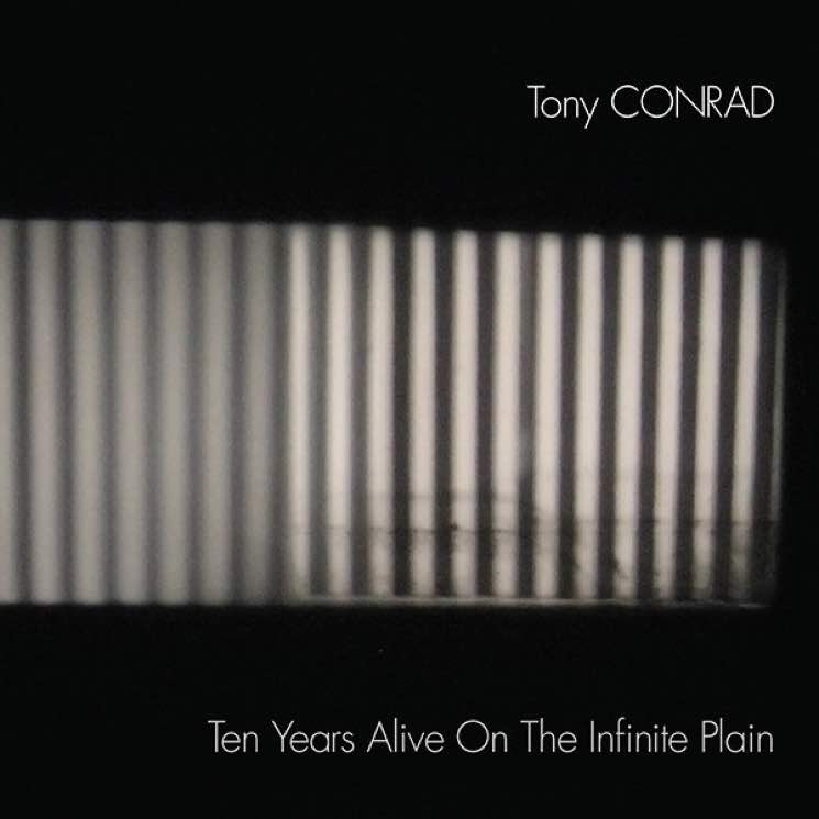 Tony Conrad Ten Years Alive on the Infinite Plain