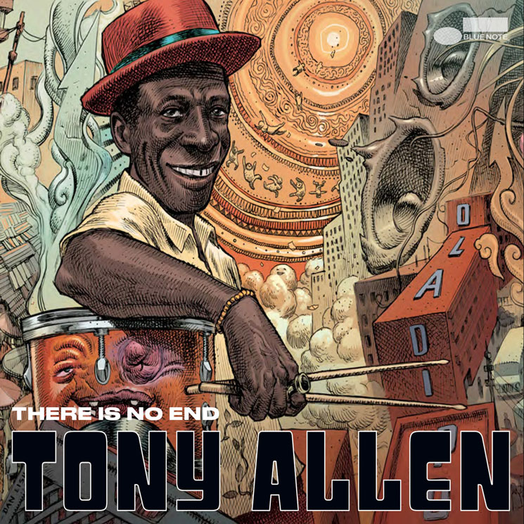 Danny Brown, Skepta Contribute to Posthumous Tony Allen Album