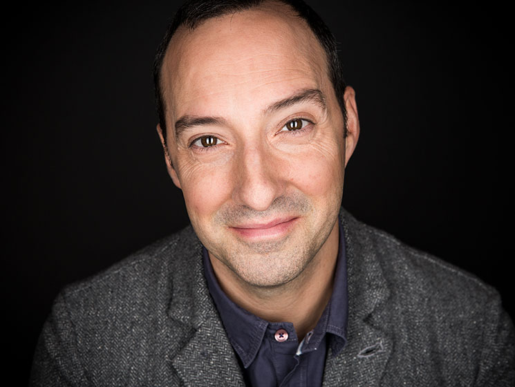 Tony Hale The Exclaim! Questionnaire