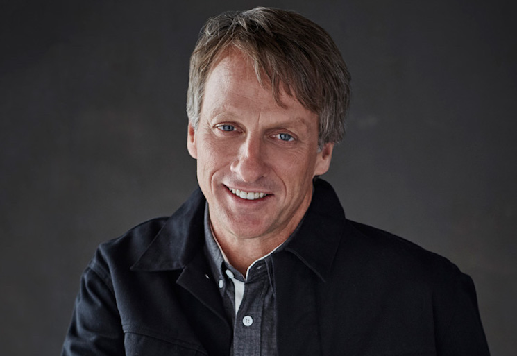 Tony Hawk Is Making a Movie About Middle-Aged Skateboarders