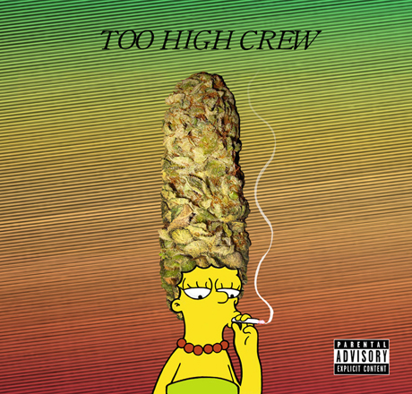 Too High Crew 'Welcome to Fraser Street' (mixtape)