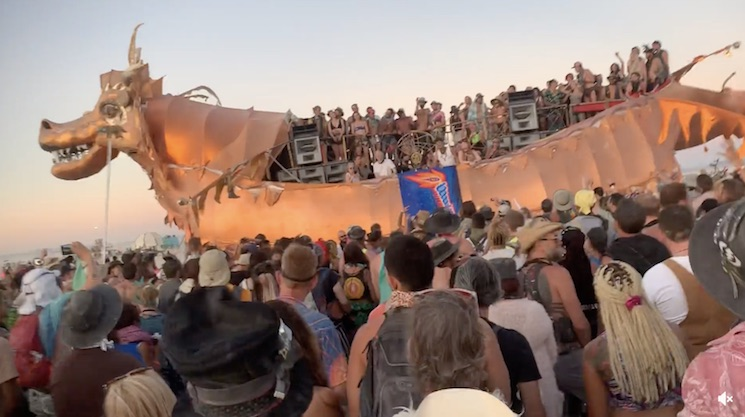Burning Man Cancels 2020 Edition