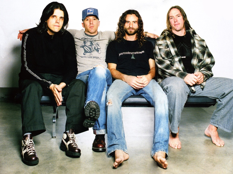Tool Talk New Album at Fan Clinic Event
