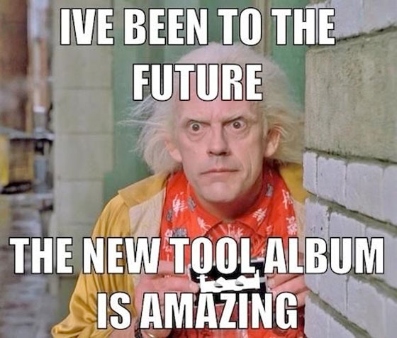 Tool Call Out the Trolls Whining About Their Endlessly Delayed New Album