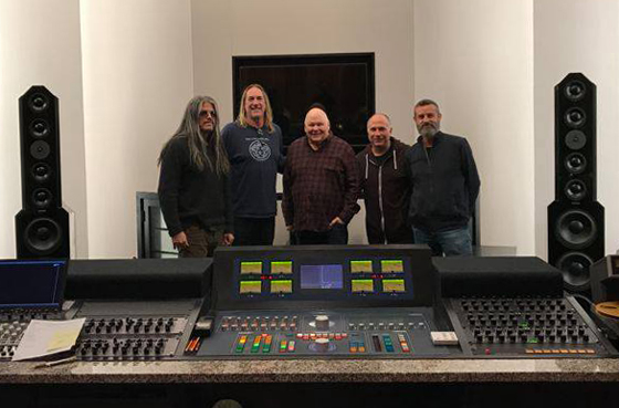 Tool's New Album Being Mastered by Bob Ludwig