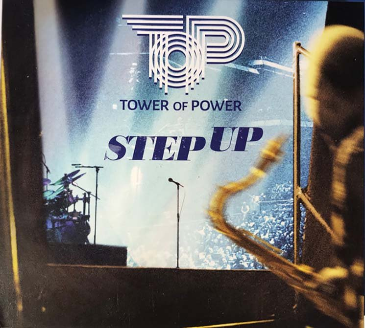 Tower of Power Step Up