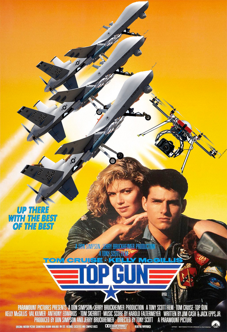Tom Cruise Will Fight Drones in 'Top Gun' Sequel
