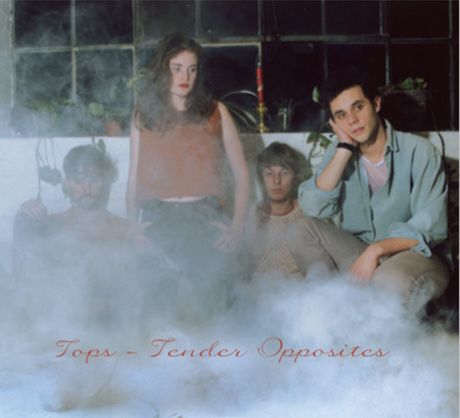 TOPS Announce Debut Full-length 'Tender Opposites'