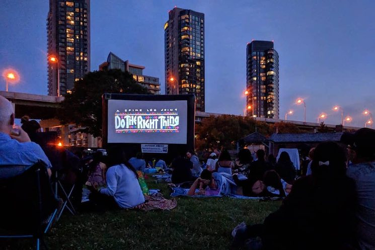 Toronto Outdoor Picture Show Announces Summer Film Festival