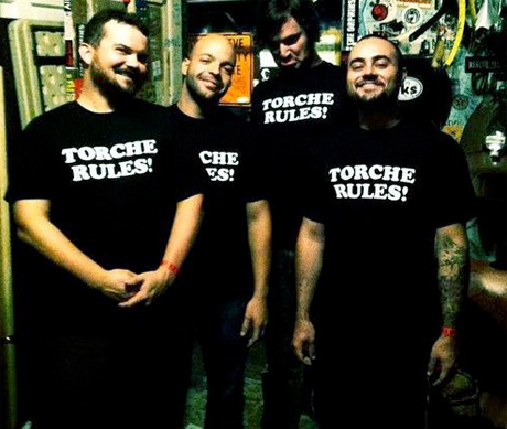 Torche Sign with Volcom Entertainment, Set to Work on New Album