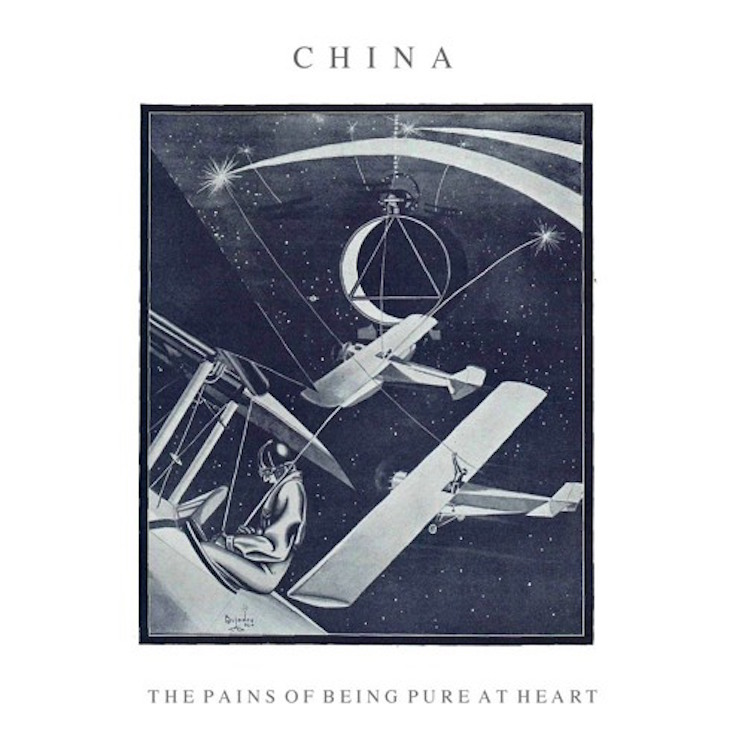 "The Pains of Being Pure at Heart ""China"" (Tori Amos cover) (demo)"
