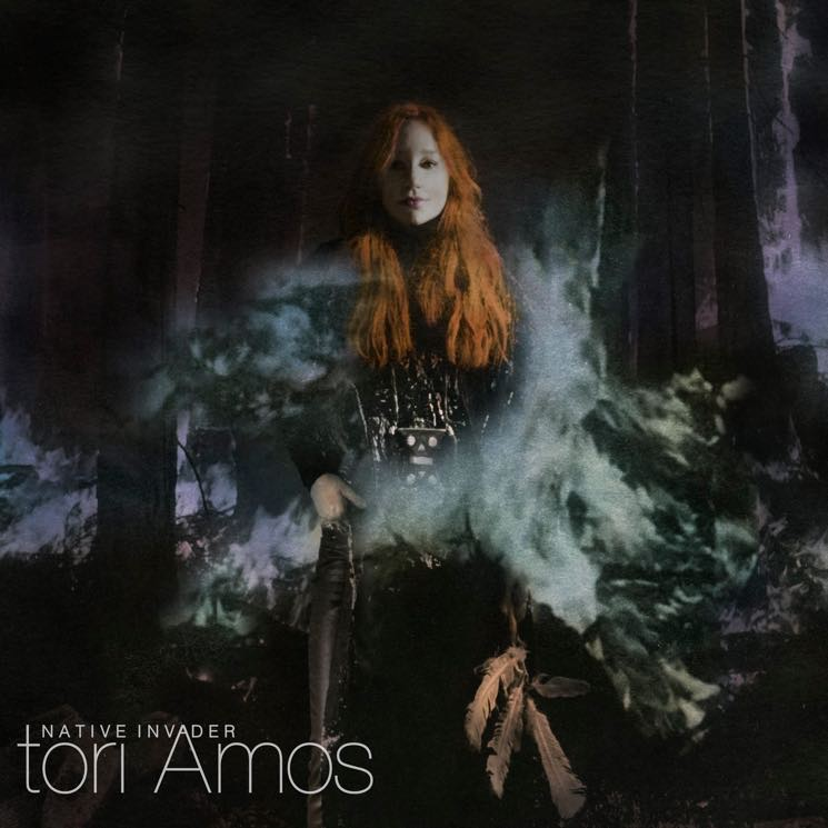 Tori Amos 'Native Invader' (album stream)