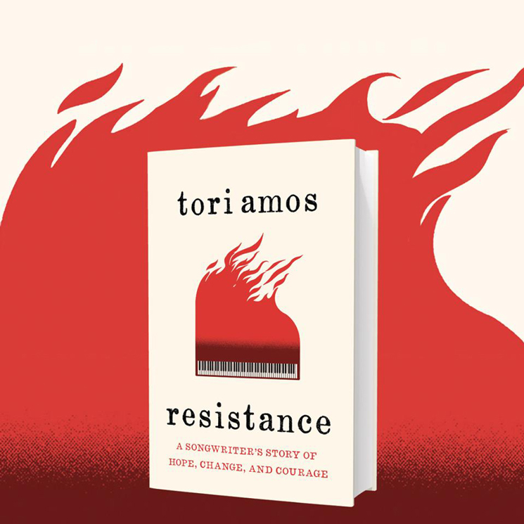 Tori Amos Readies New Memoir 'Resistance'