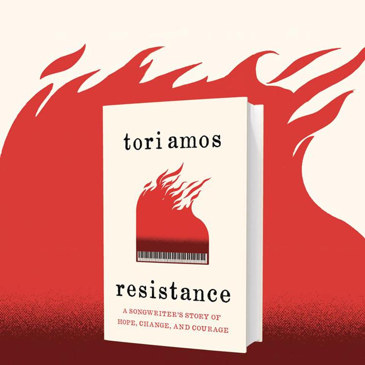 Tori Amos Readies New Memoir 'Resistance'