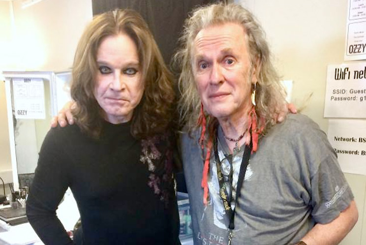 Ozzy Osbourne and Gillan Guitarist Bernie Tormé Dies at 66