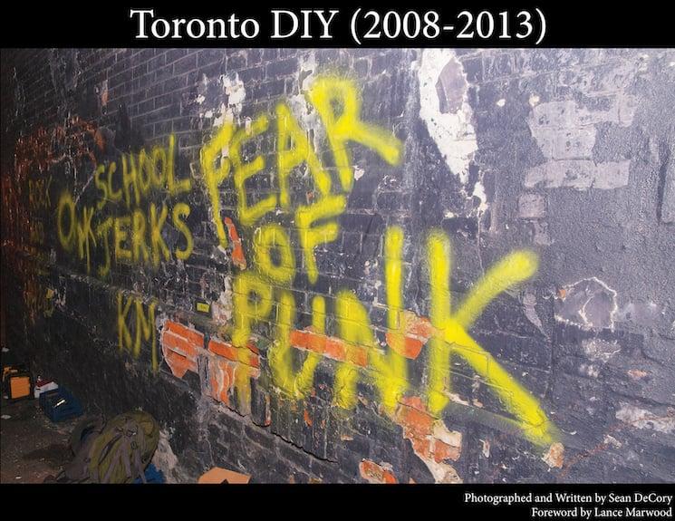 The 'Toronto DIY (2008-2013)' Photo Book Wistfully Recalls an Era When Sweaty Punk Shows Were Still an Option By Sean DeCory