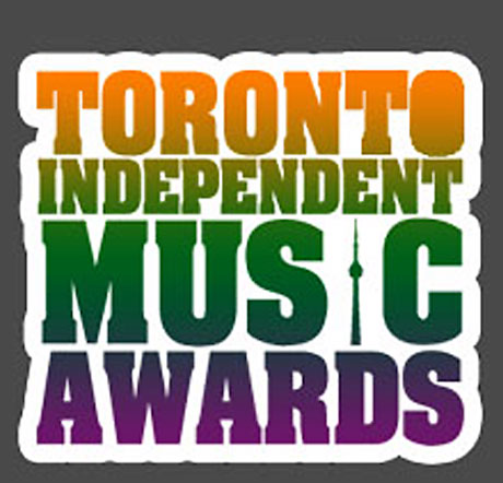 The Elwins, Abstract Random, Nephelium Nominated for Toronto Independent Music Awards