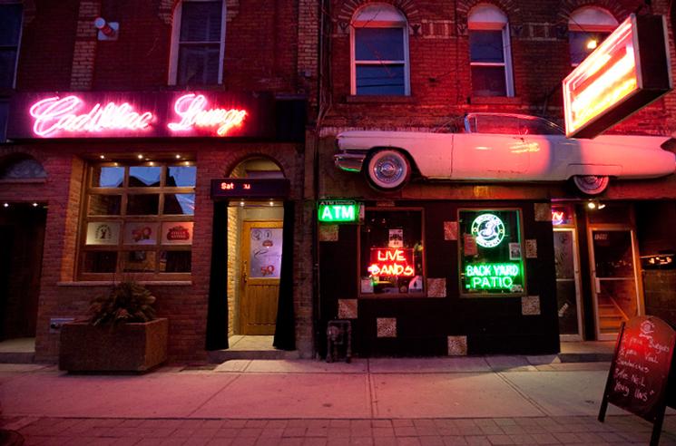 Toronto Venue Cadillac Lounge to Close