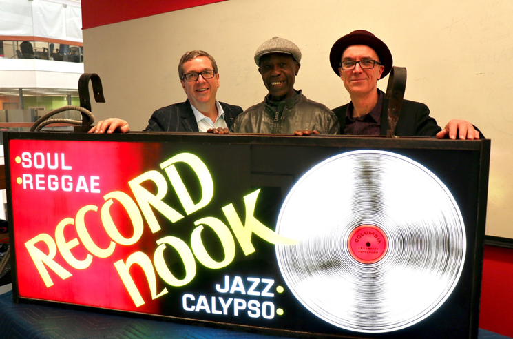 Toronto's Record Nook Sign Set to Shine Once Again