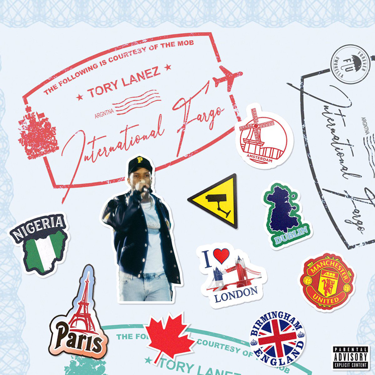 Tory Lanez Shares New Mixtape 'International Fargo'